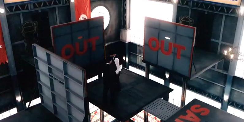 【原作大ファン】ドラマ「ゼロ 一攫千金ゲーム」を観ながら感想を書いてく:クォータージャンプのステージ