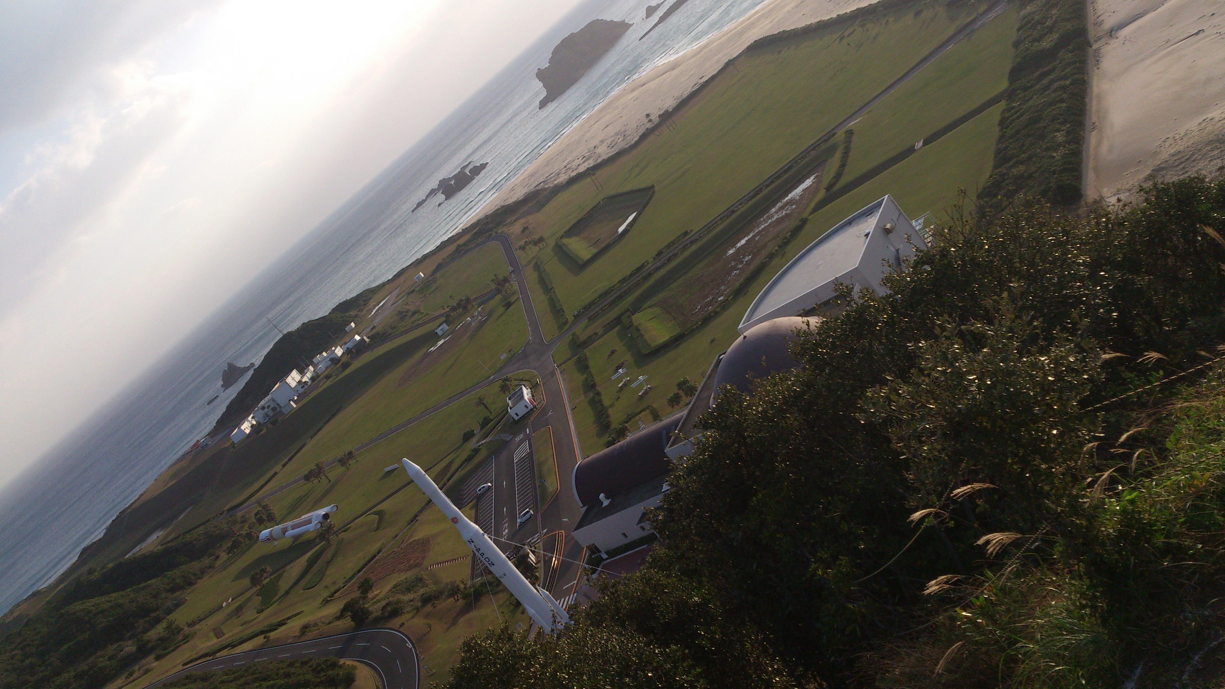 2012年12月。僕は種子島を一人で旅した:種子島宇宙ステーション近辺