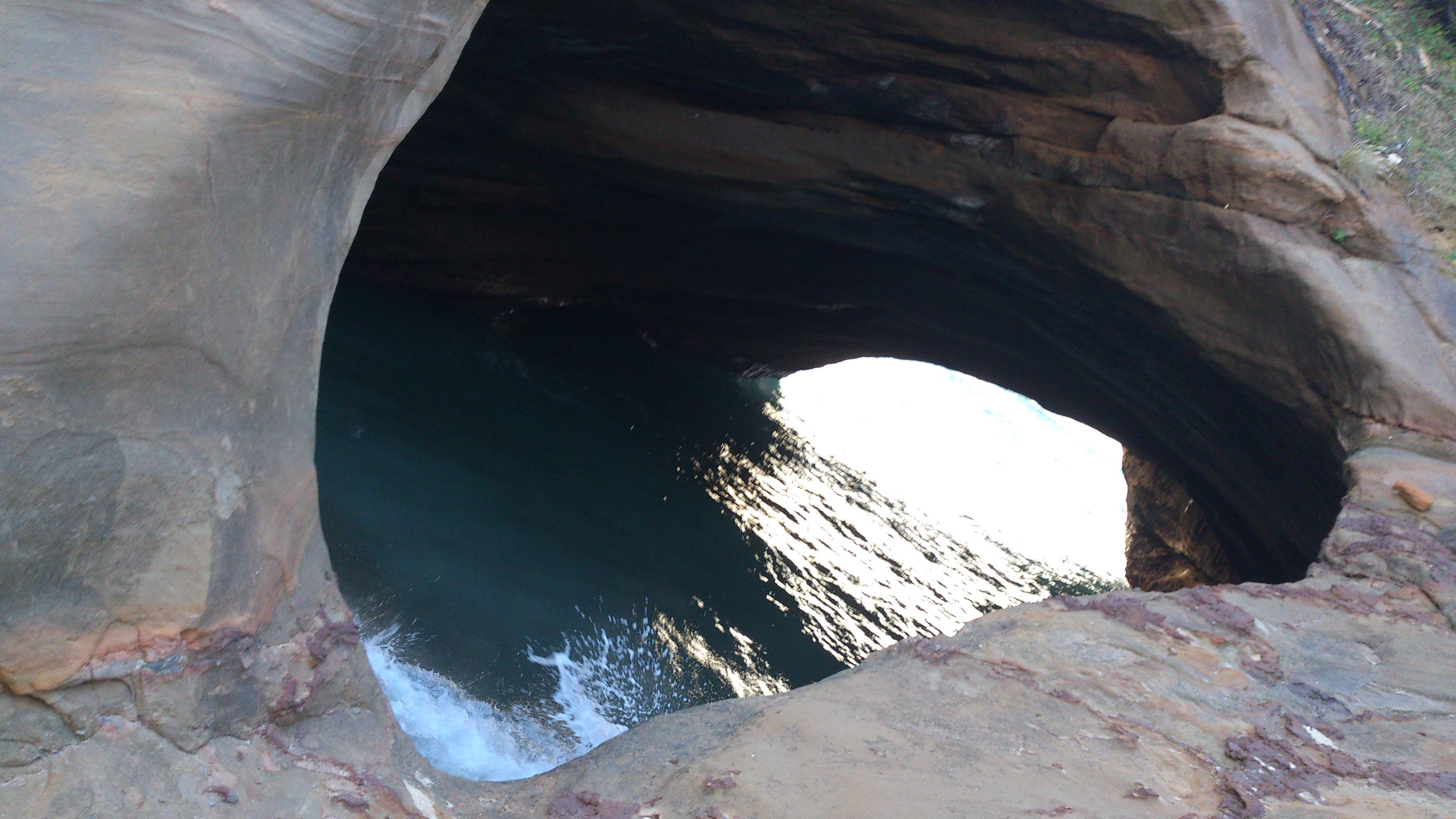 2012年12月。僕は種子島を一人で旅した:千座の岩屋