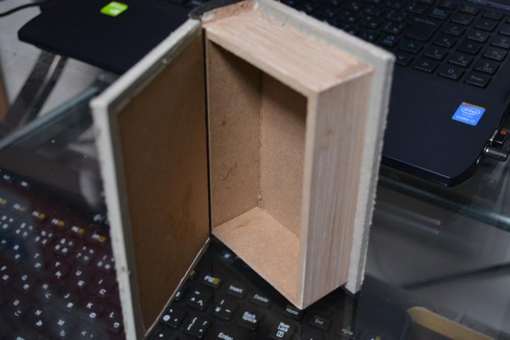 2012年12月。僕は種子島を一人で旅した:種子島で買った木箱②