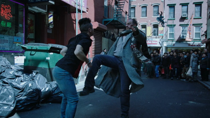 【Netflix】アメコミ原作ドラマ「HAPPY!(ハッピー!)」が面白い:中国マフィアの股間を蹴るニック
