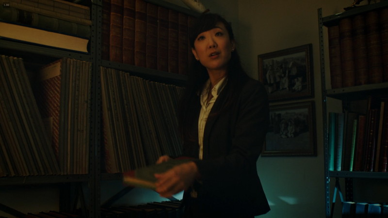 【Netflix】アメコミ原作ドラマ「HAPPY!(ハッピー!)」が面白い:フォーチュンクッキー工場の代表女性
