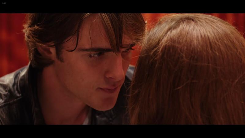 【Netflix】キスから始まるものがたり:エルが目隠しを外し、相手がノアだと判明