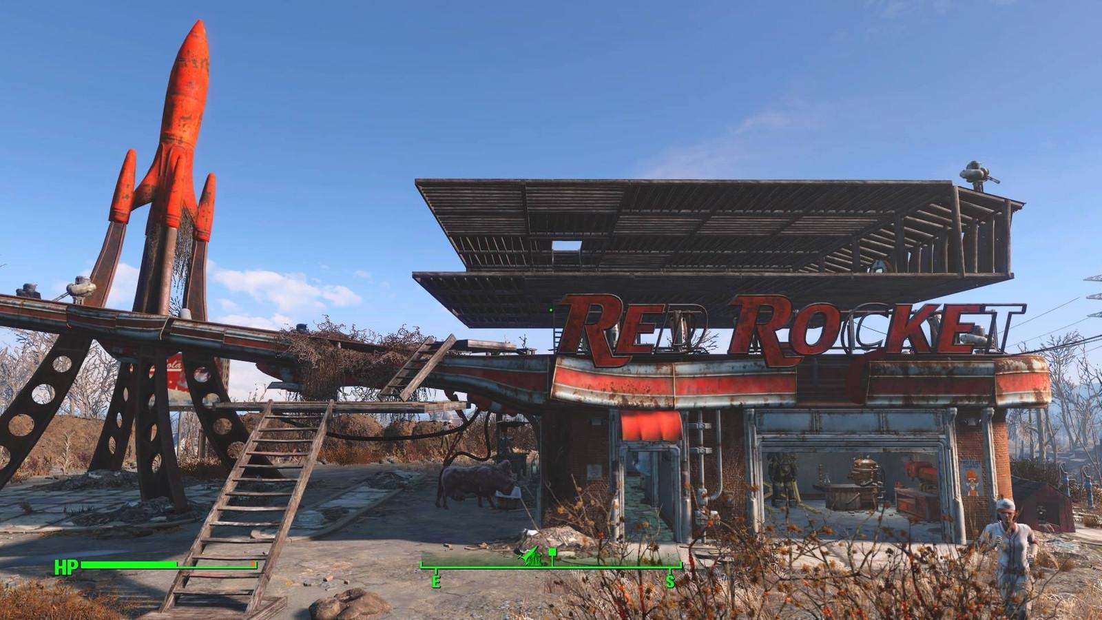 僕がFallout4(フォールアウト4)にドハマりした11の理由:Fallout4の美しい廃墟