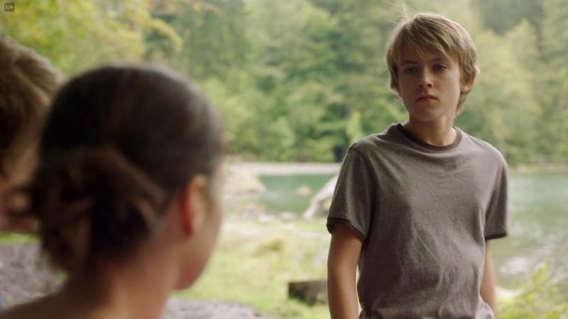 【80点】Netflix独占「ル・シャレー 離れた13人」評価と感想、考察:子供セバスチャン