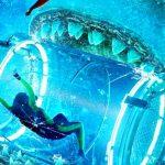 【75点】サメの名はメグ「MEG(メグ・ザ・モンスター)」の4DX版の感想!
