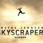 【80点】パパが飛ぶ映画「スカイスクレイパー」評価と感想