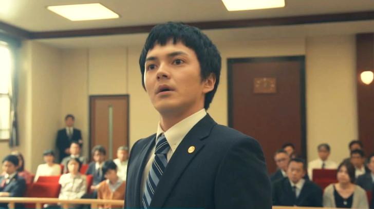 【リーガルV(ブイ)】第2話感想。めっちゃリーガルハイっぽい:裁判中にテンパる青島(ポチ)