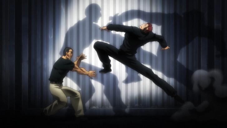 「柳龍光 vs ドイル」夢の死刑囚対決!