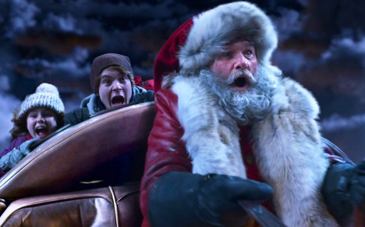 【80点】イブにサンタのお手伝い!「クリスマス・クロニクル」評価と感想【Netflix】