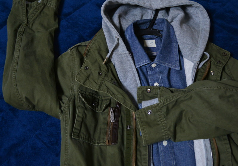 「同じような服ばかり着る」に込められた熱い思い:ワークシャツ