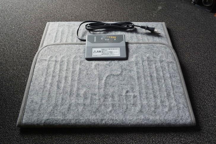 PH-TSA:デスクヒーターの写真