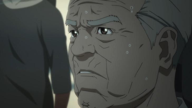 11話で完結!アニメ版「いぬやしき」の感想:犬屋敷壱郎(声:小日向文世)