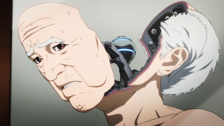 11話で完結!アニメ版「いぬやしき」の感想