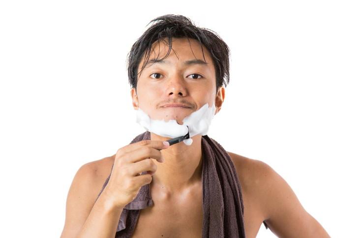 魅力⑥髭剃りが捗る