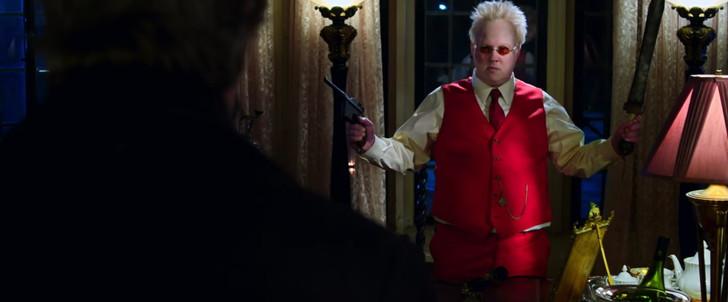 【85点】ベテラン殺し屋vs若手刺客集団「ポーラー 狙われた暗殺者」評価と感想【Netflix】:カイザーに降伏するボス