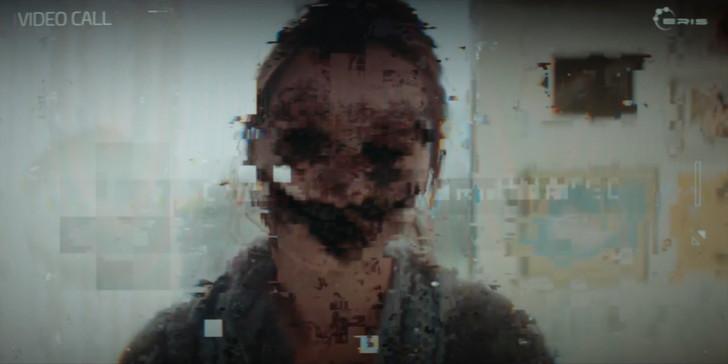 【Netflix】ゲースロ作者のSFホラードラマ「ナイトフライヤー」1~2話までの感想:地球に残った妻との通信中、映像が乱れ・・・