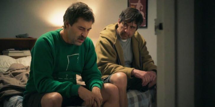 【80点】安楽死を望む親友「パドルトン」評価と感想【Netflix】:覚悟を決めるマイケル