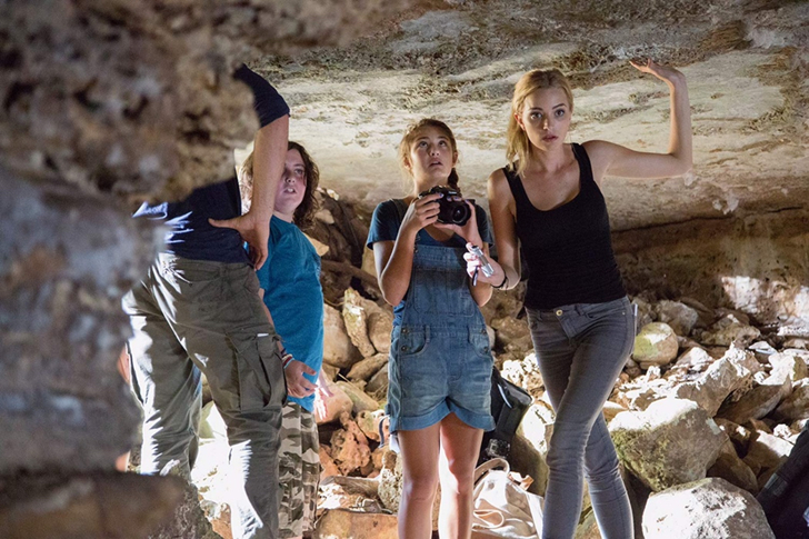 【80点】時差が激しい洞窟の謎・・・「タイム・トラップ」評価と感想: 【ネタバレ無し】感想