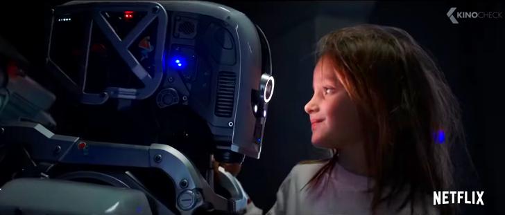 【60点】ロボットに育てられた、たった一人の少女「アイ・アム・マザー」評価と感想【Netflix】: 【ネタバレ無し】感想